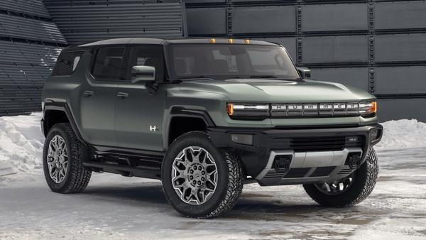 GMC Hummer EVs 2023