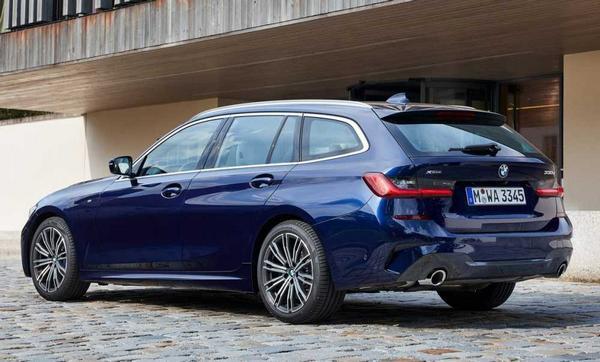 BMW Série 3 2022