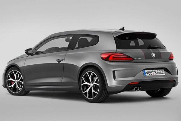 Volkswagen Scirocco GTS 2022