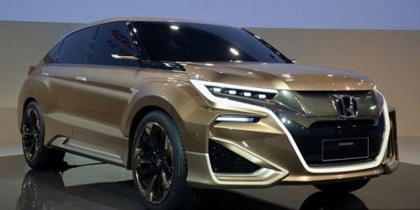 Honda Crosstour Comeback 2022