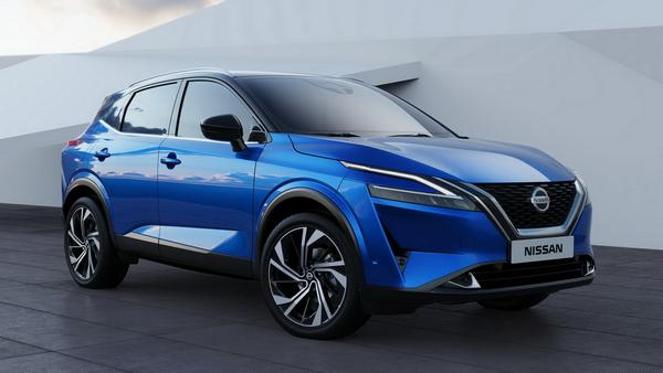 Nouveau Nissan Qashqai 2022