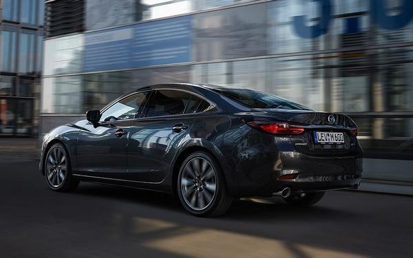 Mazda 6 berline sport 2022