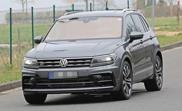 Volkswagen Tiguan R 2022