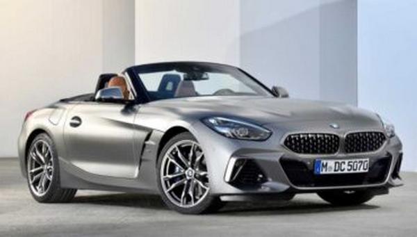 BMW Z4 2022