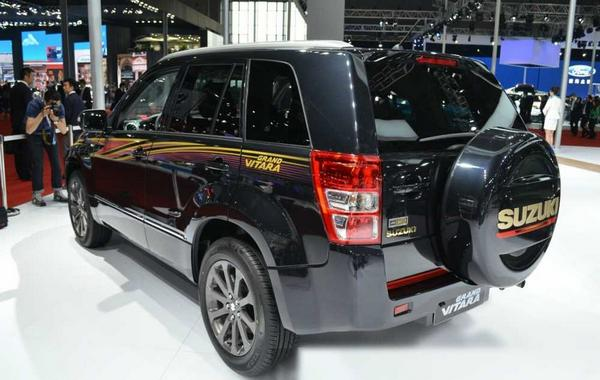Suzuki Grand Vitara 2022