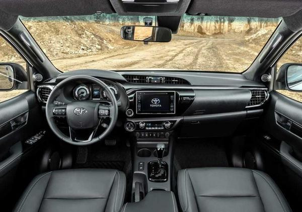 Toyota Trucks 2022
