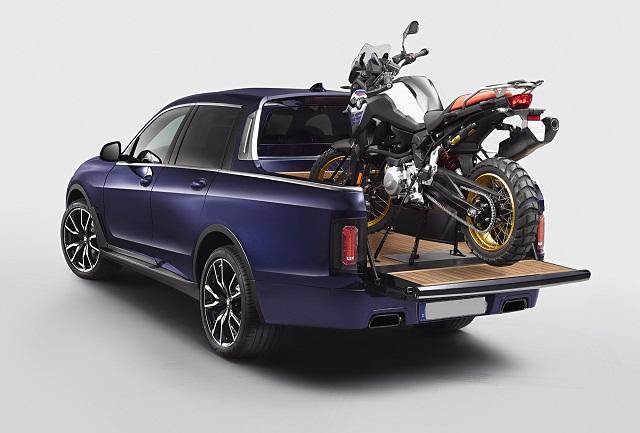 BMW X7 Pickup 2022