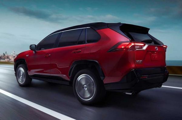 Toyota RAV4 2022