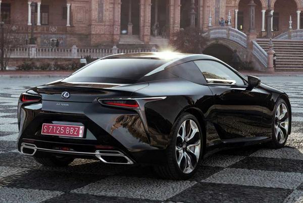 Lexus LC 500h 2022