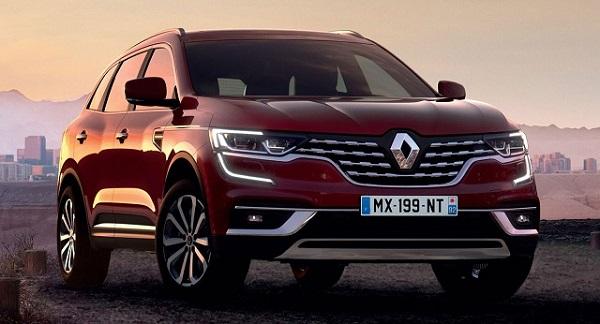 Renault Koleos 2022