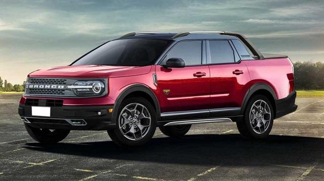 Ford Bronco Sport 2022