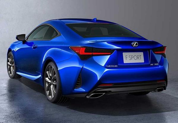 Lexus RC 350 2022