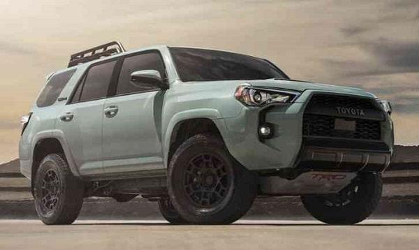 Nouveau Toyota 4Runner 2022