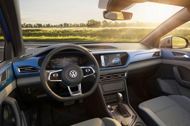 Volkswagen Tarok 2022