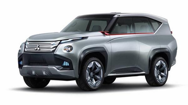 Nouveau modèle Mitsubishi Pajero 2020: prix, consommation, PHOTOS, SUV