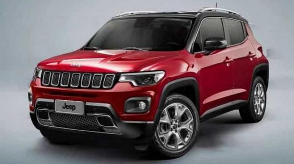 Nouvelle Jeep Compass 2021