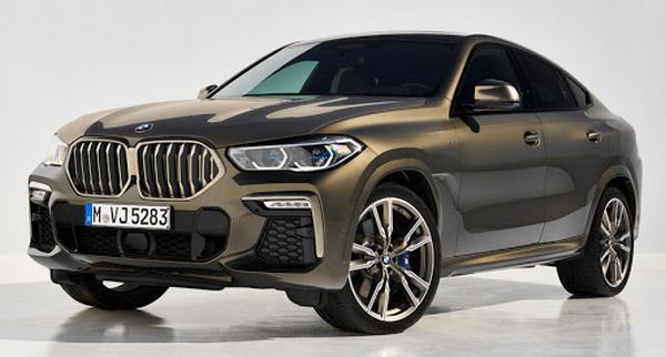 BMW X6 2022