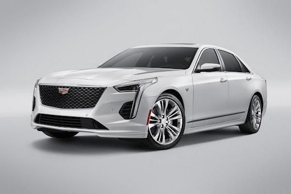 Cadillac CT6 2022
