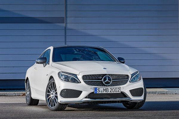 Mercedes-AMG C 43 2022